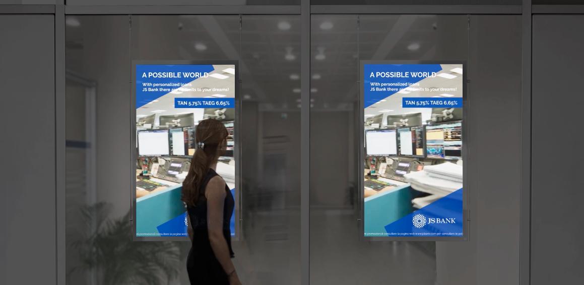 Modernt kundinformationssystem till Venedigs flygplats